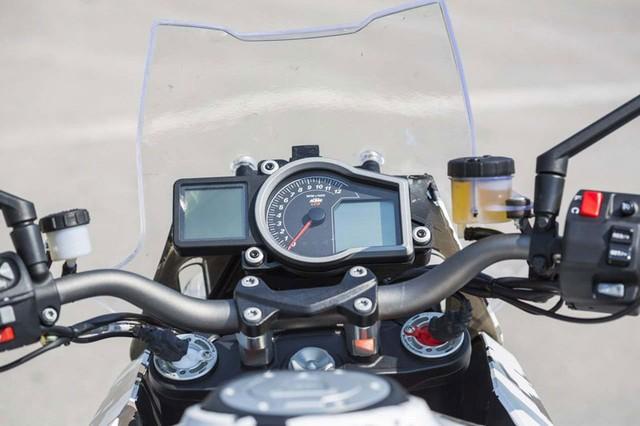 KTM 1290 Super Duke GT Xe touring tran ngap cong nghe hien dai - 5