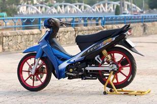 Len Cho Doi Ban Biker Sirius Daklak - 3