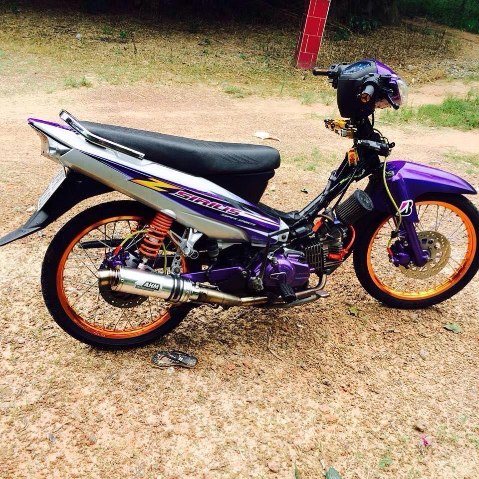 Len Cho Doi Ban Biker Sirius Daklak - 7
