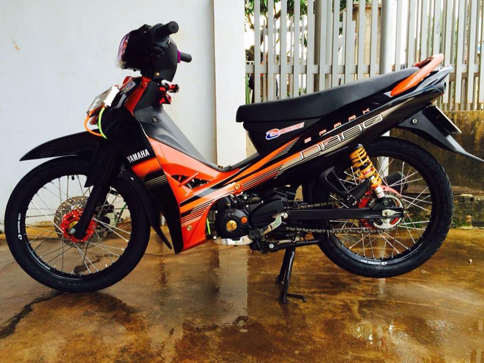 Len Cho Doi Ban Biker Sirius Daklak - 8