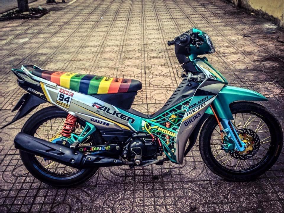 Len Cho Doi Ban Biker Sirius Daklak - 9
