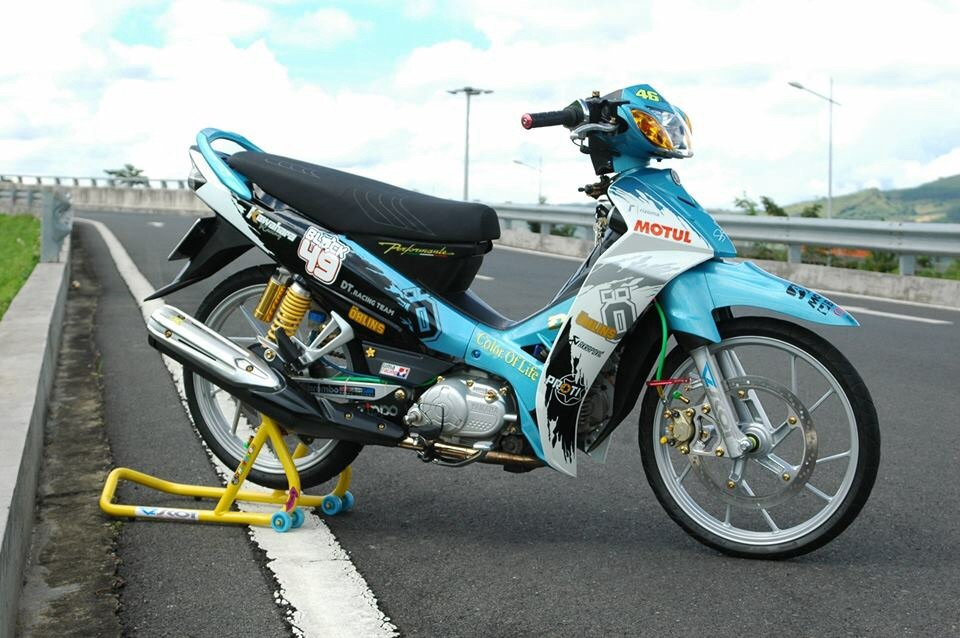 Len mam rider cho sirius