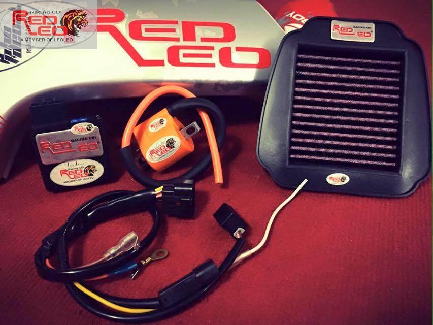 Leo Leo Racing Shop HOT HOT HOT khuyen mai lon cung RED LEO