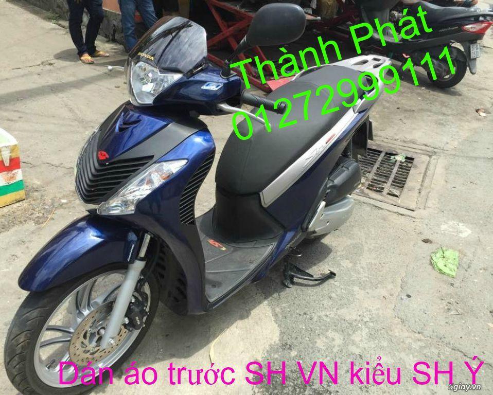 Chuyen Phu tung va do choi SH VN 2013 Gia tot Up 12 7 2015 - 43