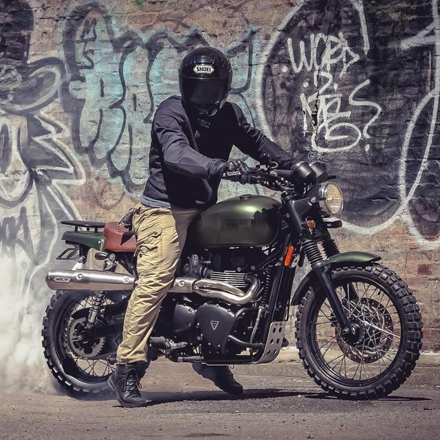 Mo to va Biker trong bo anh chat lu day phong cach tren Instagram - 4