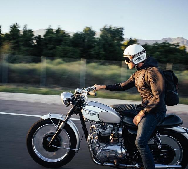 Mo to va Biker trong bo anh chat lu day phong cach tren Instagram - 15