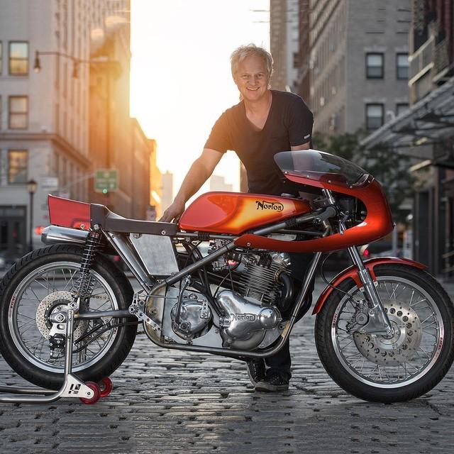 Mo to va Biker trong bo anh chat lu day phong cach tren Instagram - 16
