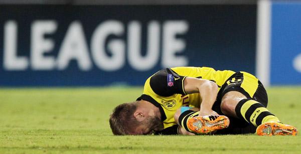 MU Liverpool va Arsenal tranh nhau mua cau thu chay canh cua Borussia Dortmund