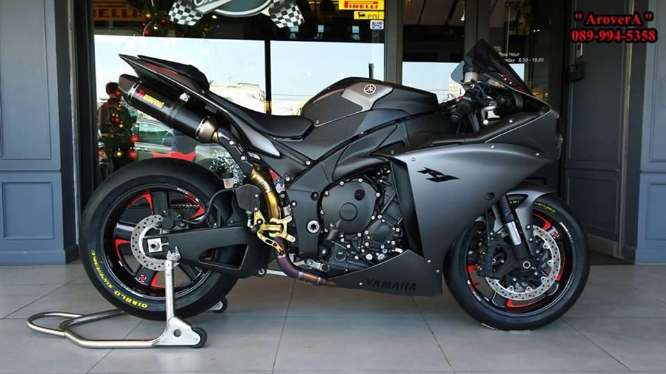 Nhung chiec R1 do doc dao tu biker nuoc ngoai - 11