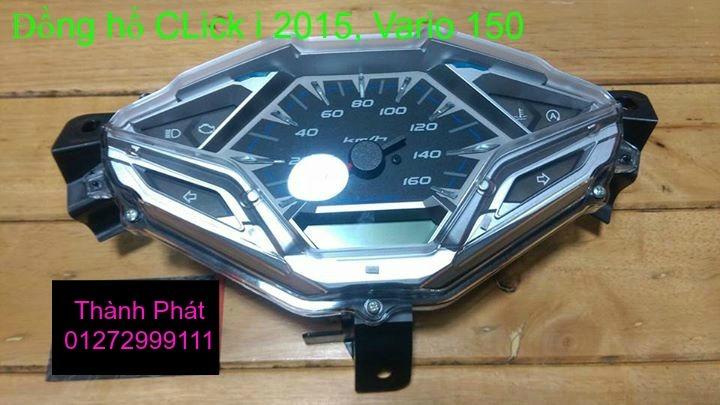 Phu tung Honda Click i 125 doi 2015 thailan Va Vario150 Gia tot - 22