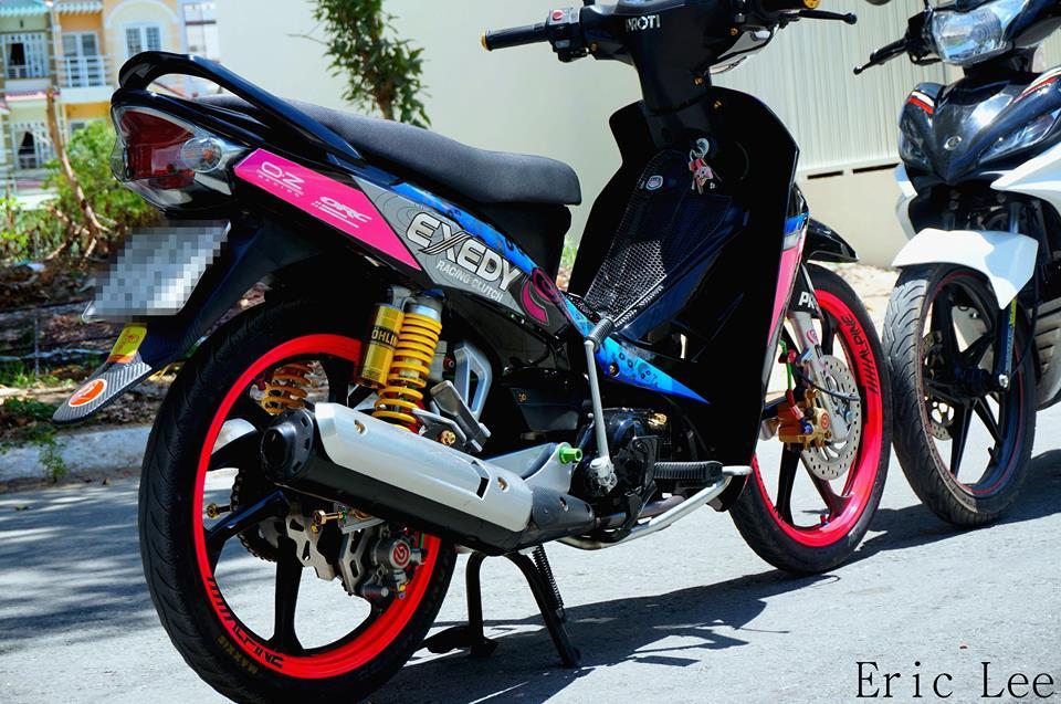 Op po Click zin Honda Op po Spark zin Yamaha - 5