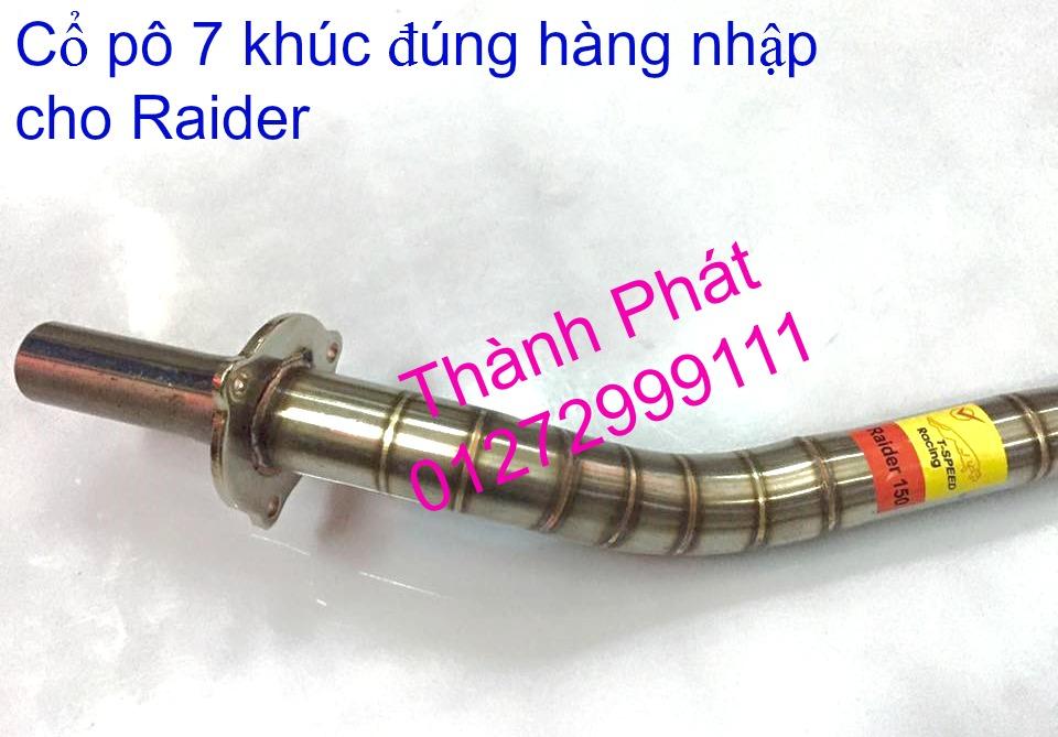 Do choi cho Raider 150 VN Satria F150 tu AZ Up 992015 - 24