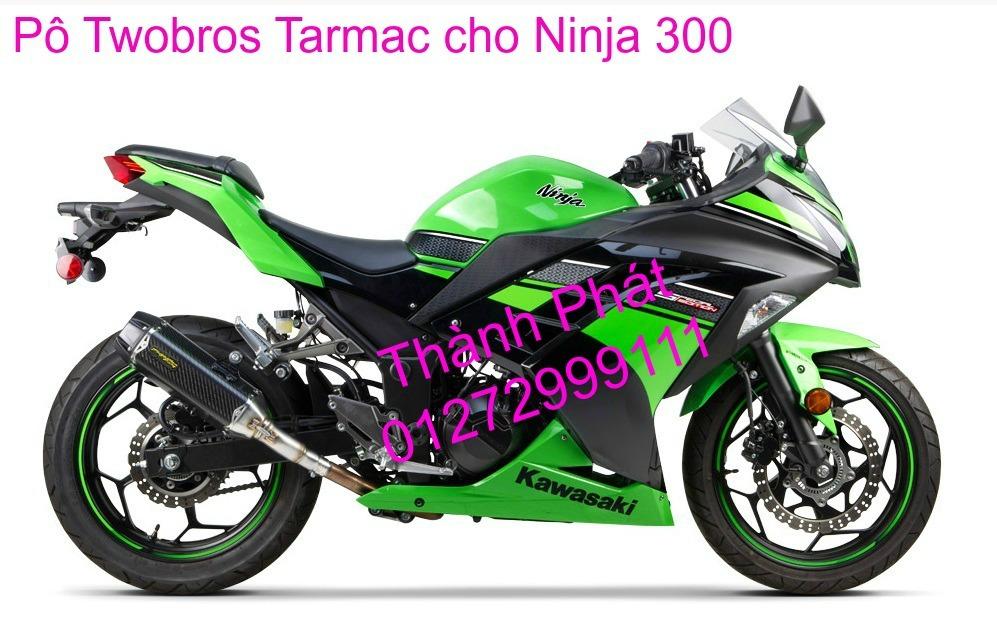 Po Twobros Hang chinh hang cho Ninja 300 R3 MSX125 Z800 Z1000 CBR1000 - 2