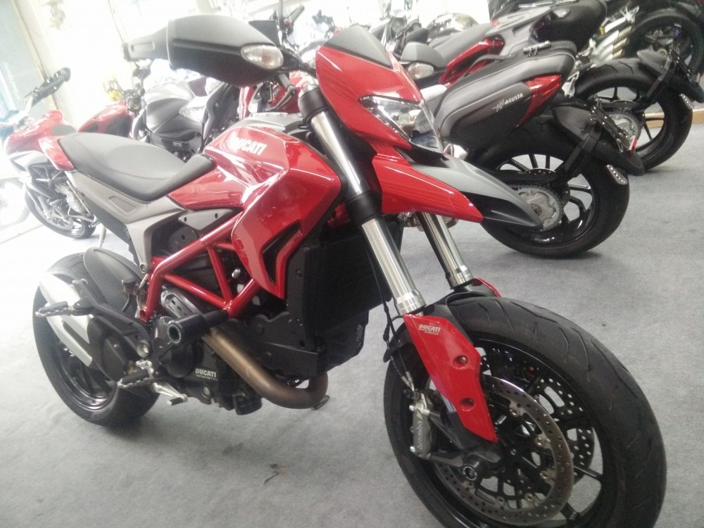 Showroom Moto Ken xe da qua su dung can ban - 3