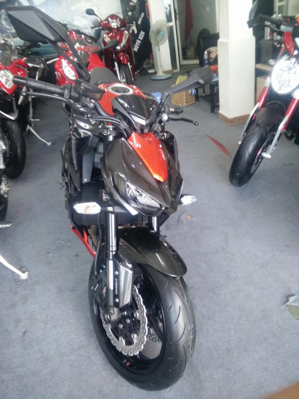showroom MOTOR KEN z1000 than thanh 2015 xam cam xe moi 100 - 2