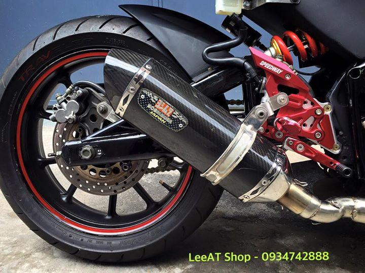 Sieu pham Honda Ninja H3 den tu Biker Sai Gon - 5