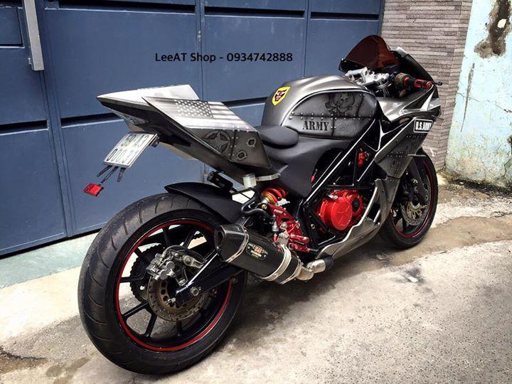 Sieu pham Honda Ninja H3 den tu Biker Sai Gon - 6
