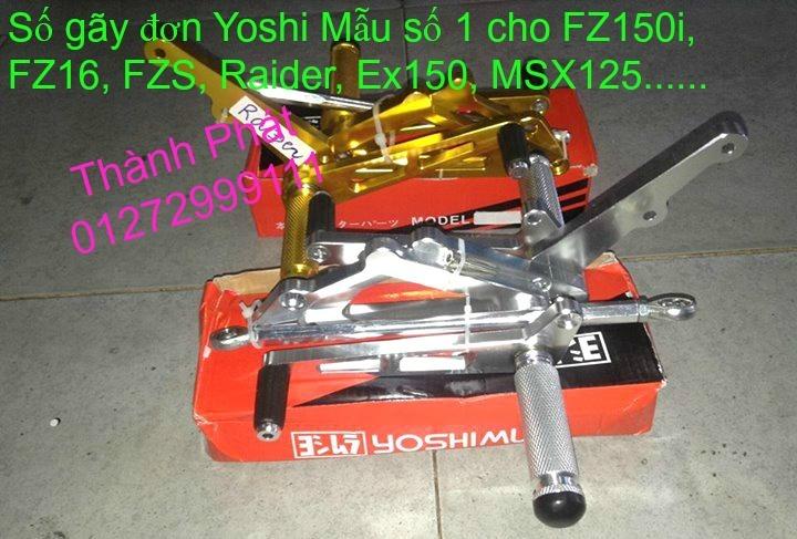 So gay gac chan sau cho Ex150 Ex2011 MSX125 FZ150i Raider KTM DukeUp 1192015 - 34