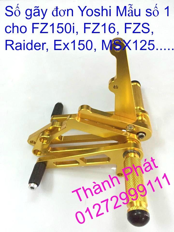 So gay gac chan sau cho Ex150 Ex2011 MSX125 FZ150i Raider KTM DukeUp 1192015 - 35