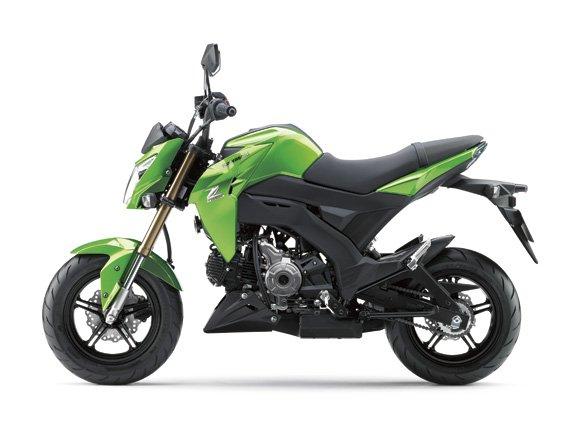 So sanh Honda MSX 125 Kawasaki Z125 - 2