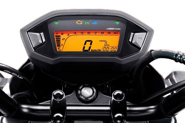 So sanh Honda MSX 125 Kawasaki Z125 - 7
