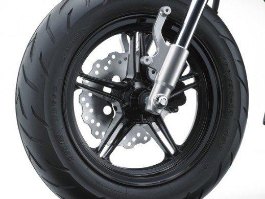 So sanh Honda MSX 125 Kawasaki Z125 - 11