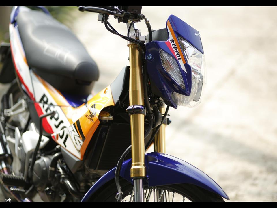 Sonic 125 phien ban repsol dep lung linh - 6