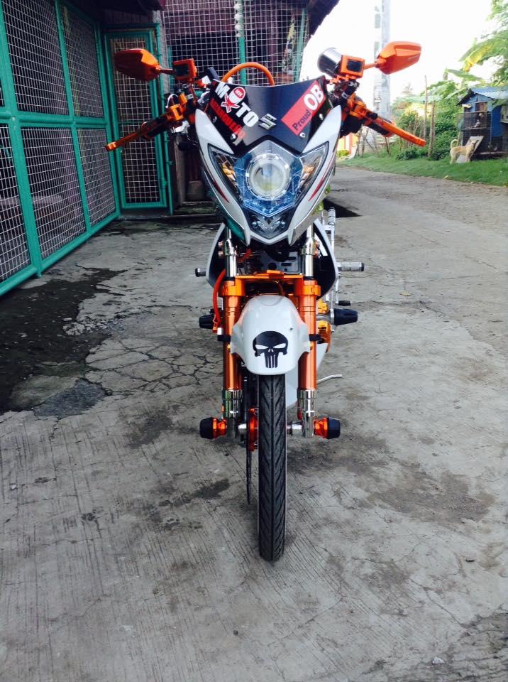 Suzuki raider full kieng cung phien ban racingboy - 4