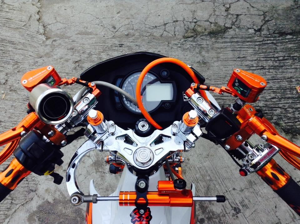 Suzuki raider full kieng cung phien ban racingboy - 5