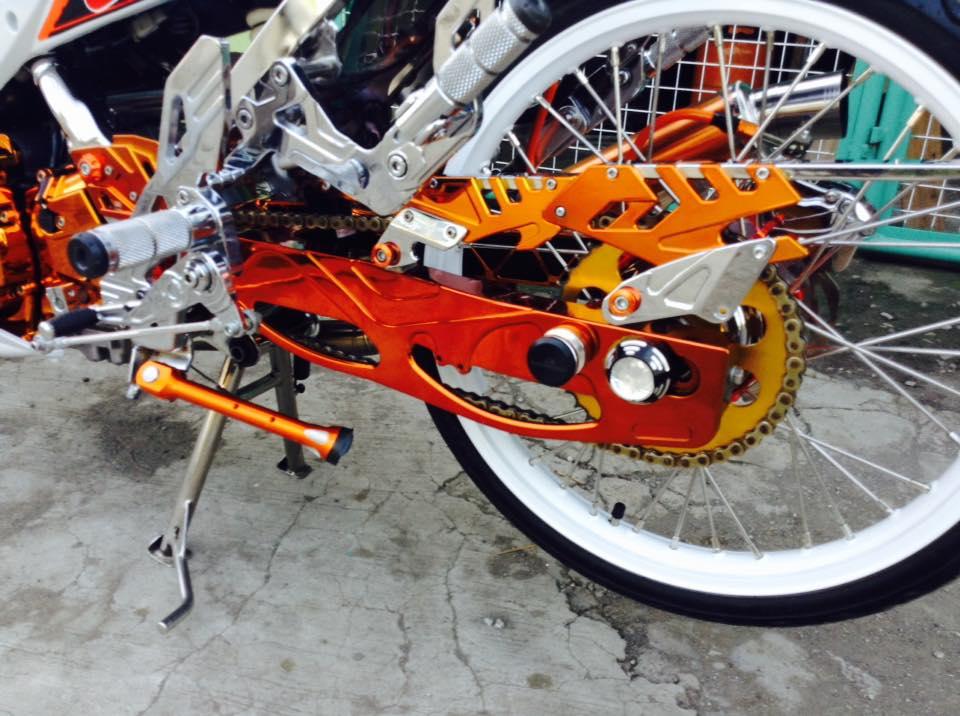 Suzuki raider full kieng cung phien ban racingboy - 6