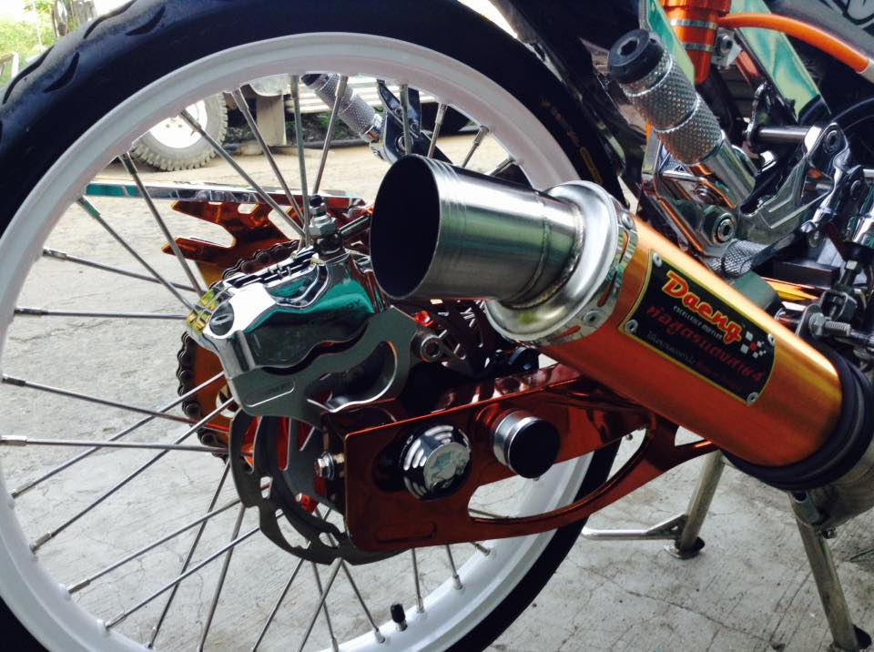 Suzuki raider full kieng cung phien ban racingboy - 7