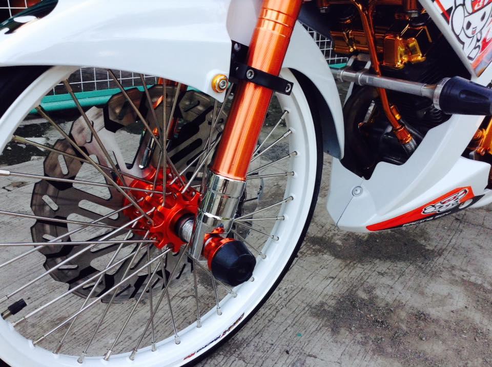 Suzuki raider full kieng cung phien ban racingboy - 8