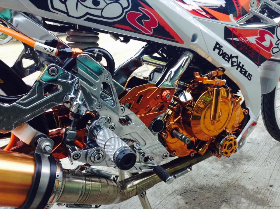 Suzuki raider full kieng cung phien ban racingboy - 9