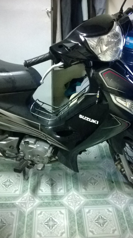 Suzuki Revo 110 Do Tem Dau - 2