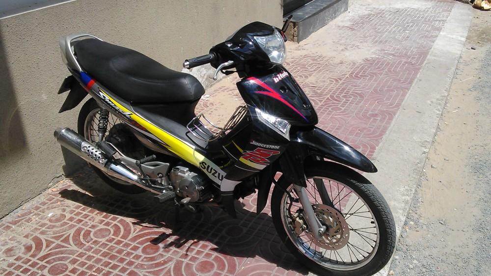Suzuki Revo 110 Do Tem Dau - 4
