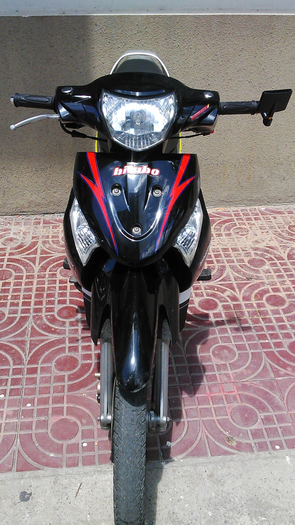 Suzuki Revo 110 Do Tem Dau - 5