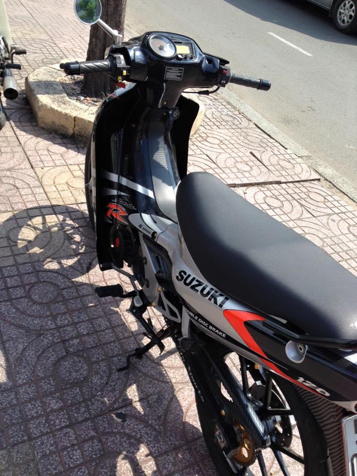 Suzuki satria 2000 chien cung anh em - 2