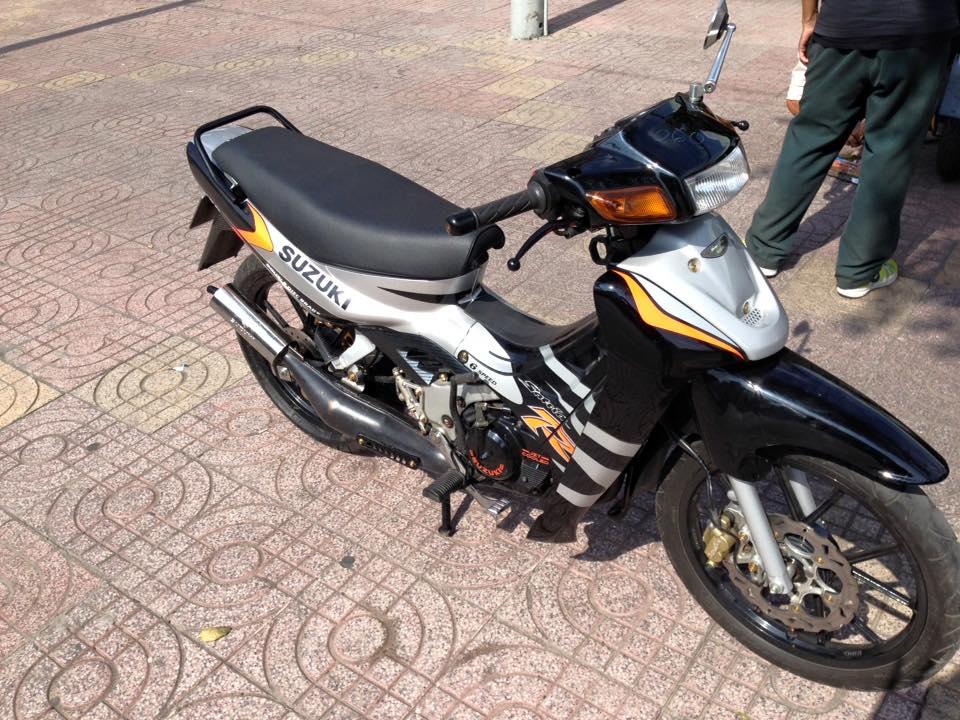Suzuki satria 2000 chien cung anh em - 3