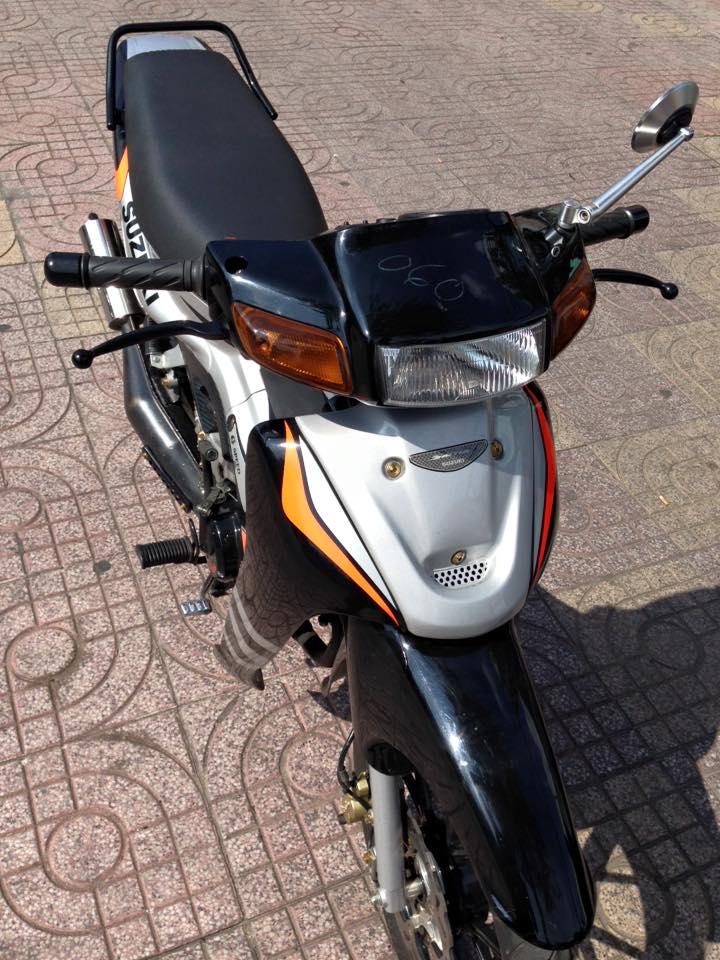 Suzuki satria 2000 chien cung anh em - 4