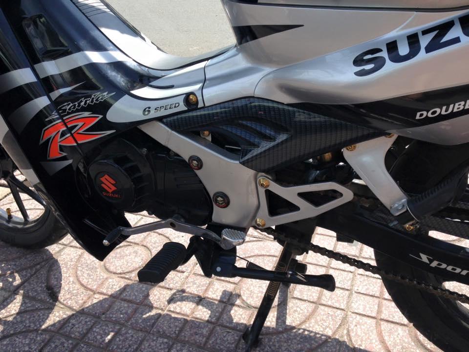 Suzuki satria 2000 chien cung anh em - 7
