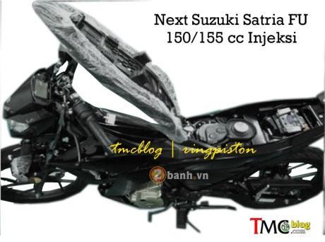 Suzuki Satria Fu150 Fi hoan toan moi tiep lo anh that te - 2
