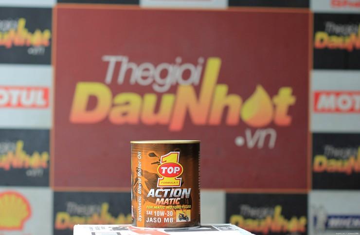 Thegioidaunhotvn chuyen phan phoi cac loai dau nhot xe GaSo Chinh Hang - 7