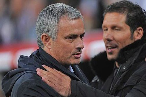 Tong hop tin bong da Ro tin Chelsea muon thay HLV Mourinho bang Diego Simeone