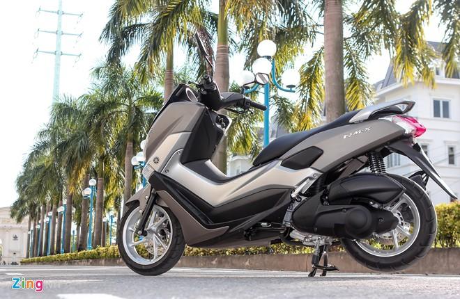 Tren yen Yamaha NMX tai Viet Nam - 3