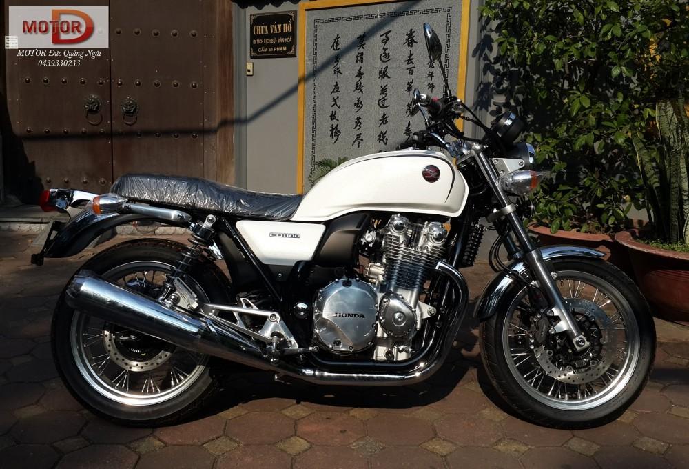 UU DAI CHAN DONG CHUA BAO GIO CO voi Honda CB1100