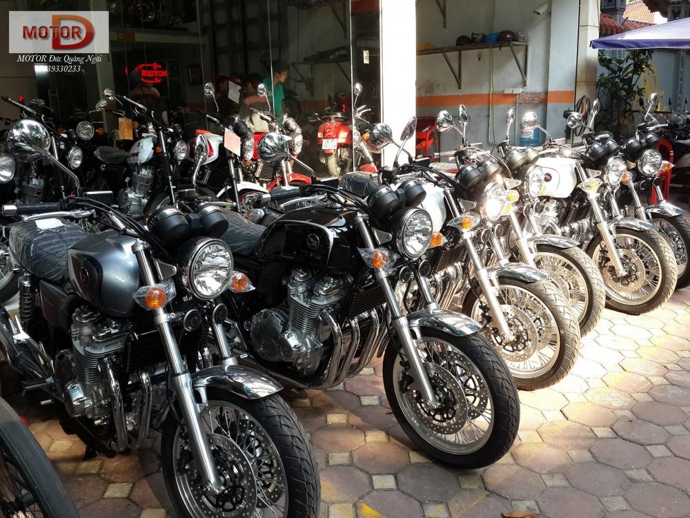 UU DAI CHAN DONG CHUA BAO GIO CO voi Honda CB1100 - 2