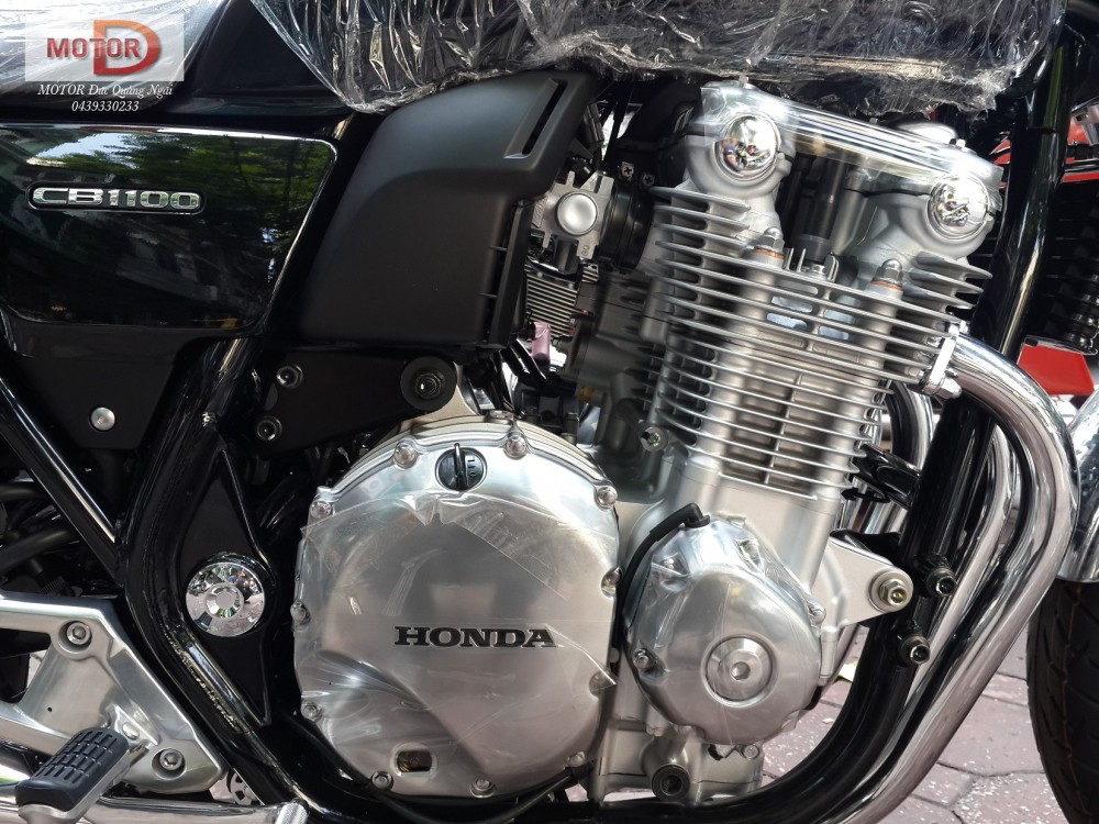 UU DAI CHAN DONG CHUA BAO GIO CO voi Honda CB1100 - 6