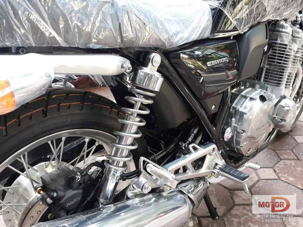UU DAI CHAN DONG CHUA BAO GIO CO voi Honda CB1100 - 8
