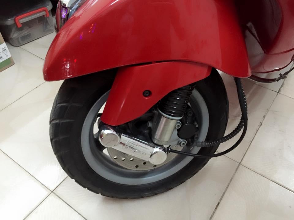 Vespa LX 125cc xe nhap y mau do bstp 7 nut - 6