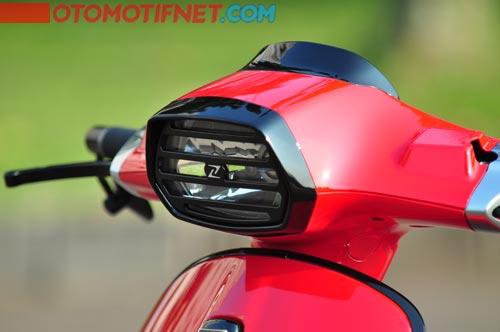 Vespa Sprint do phong cach va doc dao cua biker nuoc ngoai - 2